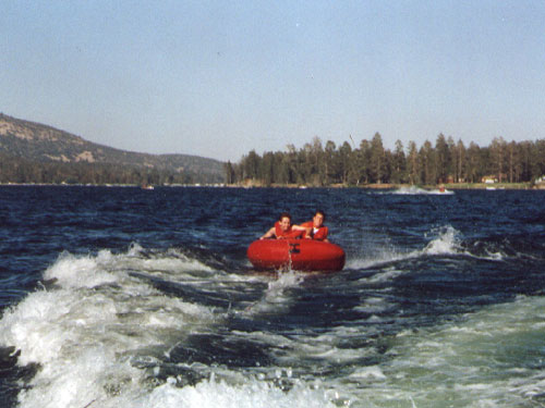 Big bear lake california boats wakeboarding water for Big bear lake fishing report